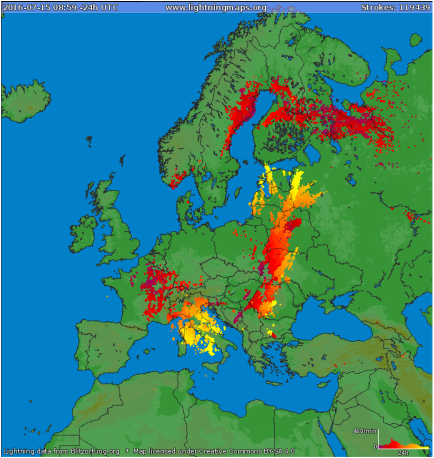 Europe Weather And Climate Headlines Global Weather Climate Center