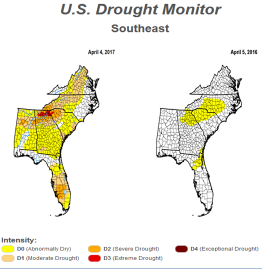 Global Weather & Climate Center - Drought Topics